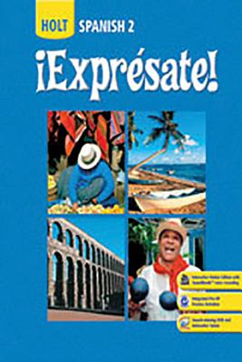?Expr?sate!: Lab Book for Media and Online Activities Level 2 - Holt Rinehart & Winston
