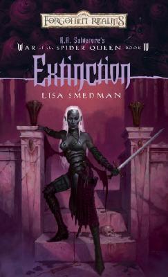 Extinction: War of the Spider Queen, Book IV - Smedman, Lisa