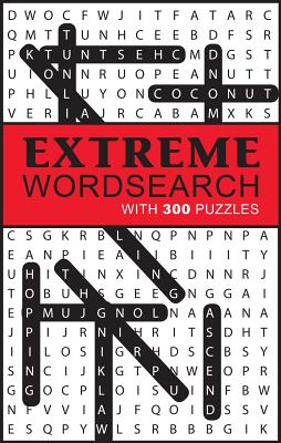 Extreme Word Search: With 300 Puzzles - Parragon Books Ltd