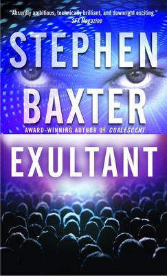Exultant - Baxter, Stephen