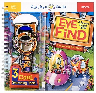 Eye Find: A Picture Puzzle Book - Klutz Press (Editor)