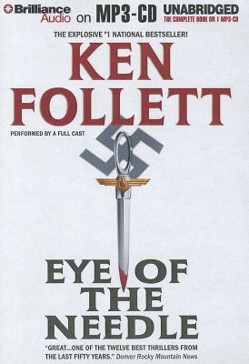 Eye of the Needle - Follett, Ken, and Full Cast (Performed by)