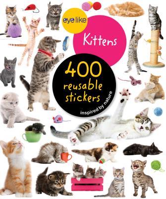 Eyelike Stickers: Kittens - Workman Publishing