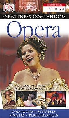 Eyewitness Companions: Opera - Riding, Alan
