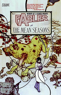 Fables Vol. 5: The Mean Seasons - Willingham, Bill