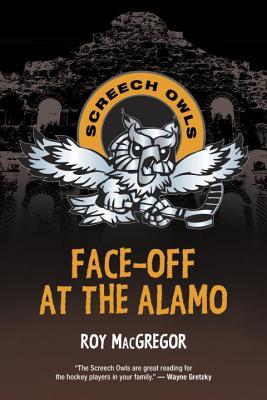 Face-Off at the Alamo - MacGregor, Roy