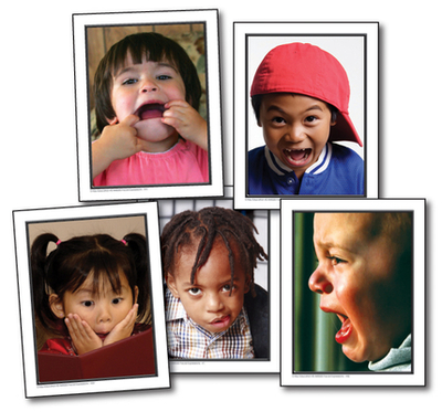 Facial Expressions - Key Education (Cor)