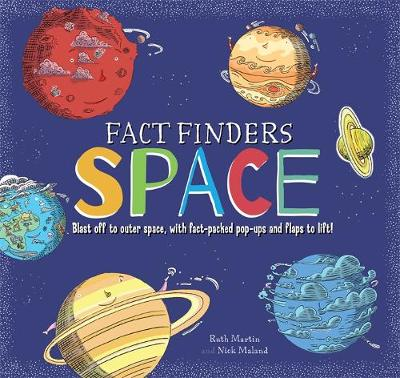 Fact Finders: Space - Martin, Ruth
