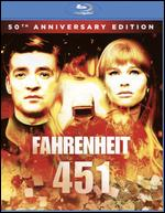 Fahrenheit 451 [50th Anniversary Edition] [Blu-ray] - François Truffaut