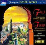 Falla: Nights in the Gardens of Spain; Piano Concerto; Turina: Rapsodia Sinf�nica; La Oracion del Torero