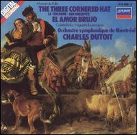 Falla: The Three Cornered Hat; El Amor Brujo - Colette Boky (soprano); Huguette Tourangeau (mezzo-soprano); Orchestre Symphonique de Montréal; Charles Dutoit (conductor)