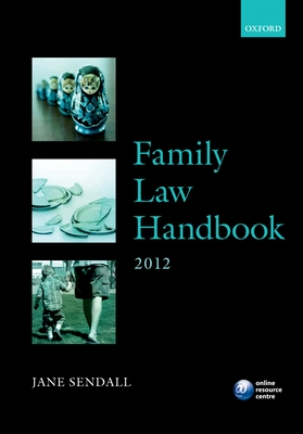 Family Law Handbook 2012 - Sendall, Jane