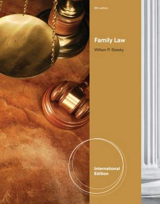 Family Law - Statsky, William P