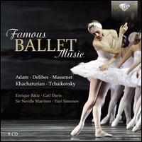 Famous Ballet Music - Christine Cairns (mezzo-soprano); Lillian Watson (soprano)