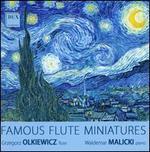 Famous Flute Miniatures