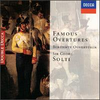 Famous Overtures - Emanuel Brabec (cello); Georg Solti (conductor)