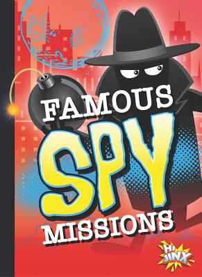Famous Spy Missions - Caswell, Deanna