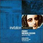 Fanny Mendelssohn: Lieder & Trio