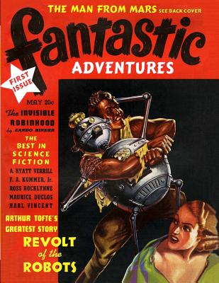 Fantastic Adventures: May 1939 - Tofte, Arthur R, and Binder, Eando, and Rocklynne, Ross
