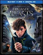 Fantastic Beasts and Where to Find Them [Includes Digital Copy] [Blu-ray/DVD]
