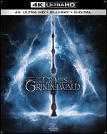 Fantastic Beasts: The Crimes of Grindelwald [SteelBook] [Dig Copy] [4K Ultra HD Blu-ray/Blu-ray]