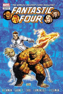 Fantastic Four By Jonathan Hickman - Volume 6 - Hickman, Jonathan, and Stegman, Ryan (Artist), and Garney, Ron