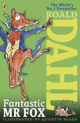 Fantastic Mr Fox - Dahl, Roald