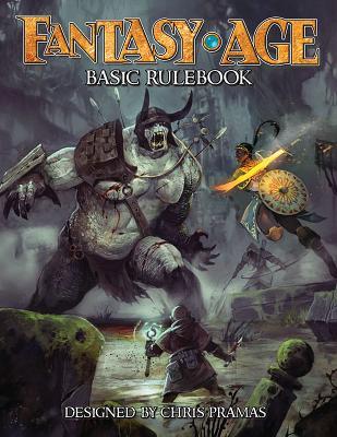 Fantasy Age Basic Rulebook - Pramas, Chris, and Petrov, Svetoslav