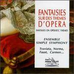 Fantasy On Operatic Themes