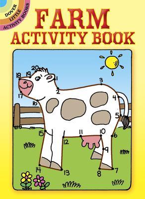 Farm Activity Book - Radtke, Becky J.