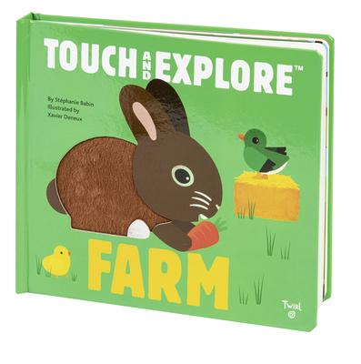 Farm Touch and Explore: Farm - Deneux, Xavier