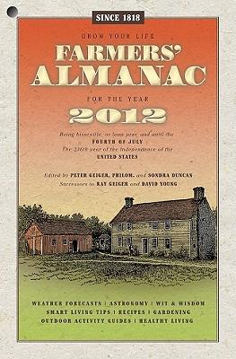Farmers' Almanac 2001 - Geiger, Peter (Editor), and Duncan, Sondra (Editor)