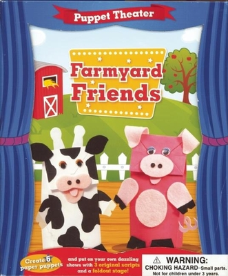 Farmyard Friends: Step-By-Step Projects and Scripts - Chagollan, Samantha