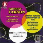 Farnon: Symphony No. 2; Scherzo from Symphony No. 1