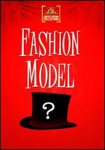 Fashion Model - William Beaudine