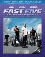 Fast Five [Blu-ray] [Includes Digital Copy] [UltraViolet] - Justin Lin