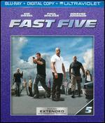 Fast Five [Includes Digital Copy] [UltraViolet] [With Furious 7 Movie Cash] [Blu-ray]