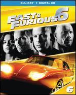Fast & Furious 6 [Includes Digital Copy] [UltraViolet] [Blu-ray] [2 Discs]
