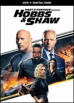 Fast & Furious Presents: Hobbs & Shaw [Includes Digital Copy]