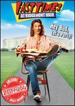 Fast Times at Ridgemont High [With Movie Cash]