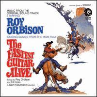 Fastest Guitar Alive [Original Soundtrack] [LP] - Roy Orbison