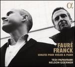 Fauré, Franck: Sonata for Violin & Piano