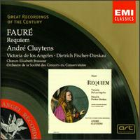 Fauré: Requiem - Dietrich Fischer-Dieskau (baritone); Henriette Puig-Roget (organ); Victoria de los Angeles (soprano);...