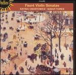 Fauré: Violin Sonatas