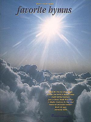 Favorite Hymns - Hal Leonard Publishing Corporation