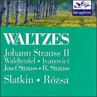 Favorite Waltzes - Hollywood Bowl Orchestra