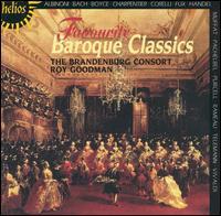 Favourite Baroque Classics - Brandenburg Consort; Katharina Arfken (oboe); Lisa Beznosiuk (flute); Nigel North (lute); Rebecca Miles (recorder);...