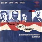 Favourite English Strings: Britten, Elgar, Finzi, Bridge