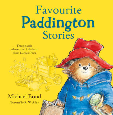 Favourite Paddington Stories - Bond, Michael