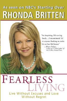 Fearless Living - Britten, Rhonda